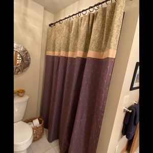 Ethan Allen Custom Shower Curtain or Drape